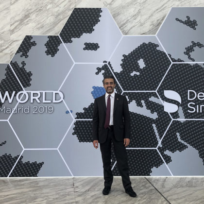 DENTSPLY SIRONA WORLD MEETING – Madrid 2019