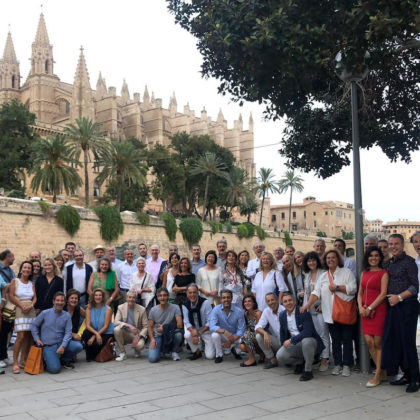 Closed Meeting della European Academy of Esthetic Dentistry – Majorca 2019