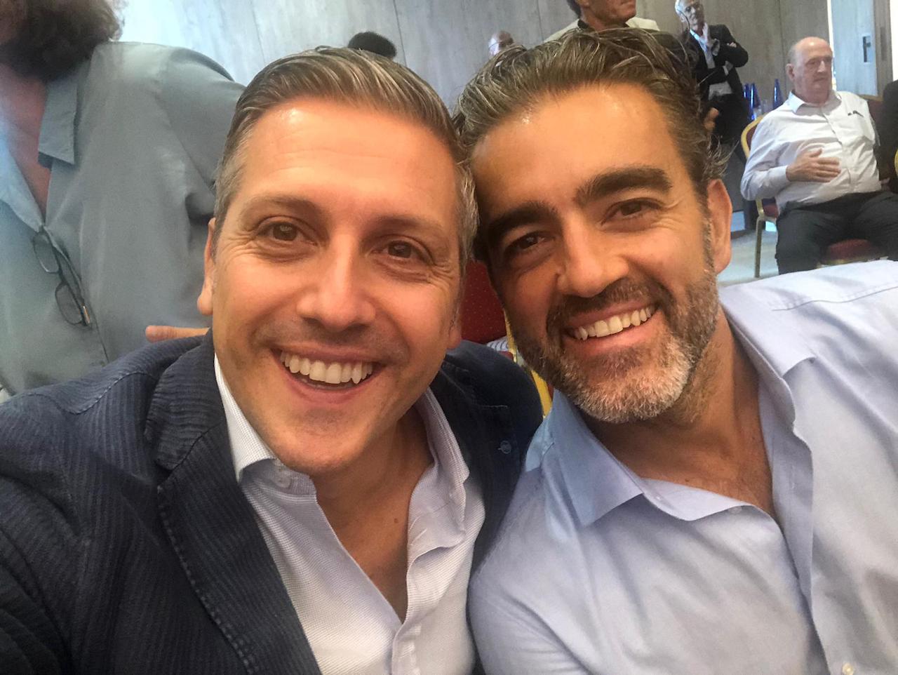 Andrea e Federico