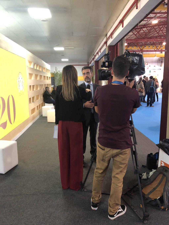 Intervista televisiva