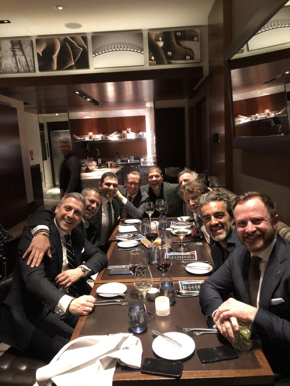 Cena fra amici